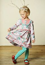 NWT In Bag Matilda Jane Girls Size 10 Friends Forever Long Sleeve Justine Dress