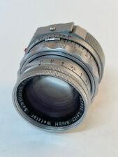 Leica Summicron DR 50mm f2