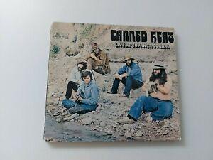 CD - Canned Heat - LIVE AT TOPANGA CORRAL
