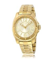 Relojes de pulsera baterías de acero inoxidable para mujer