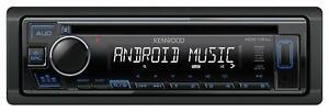 Kenwood KDC-130UB - CD/MP3-Autoradio mit AUX-IN / USB - KDC 130 UB