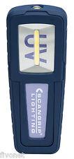 UV FORMA LAMPADA LUCE SPECIALE COB LED PROFESSIONALE a batteria da lavoro