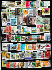 #2919=Worldwide mixed selection of different used stamps