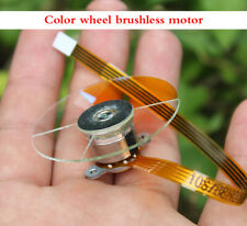 10pcs DC 12V projector color wheel brushless motor DIY turntable motor