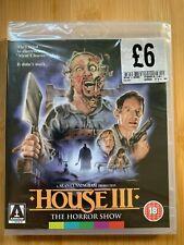 House III: The Horror Show (1989) - Arrow Video - Blu-ray
