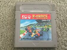F1 RACE GAME BOY GAME - GAMEBOY - OZ SELLER - FREE POST
