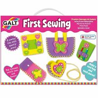 Galt Toys Creative Cases First Sewing kit - FREE & FAST DELIVERY