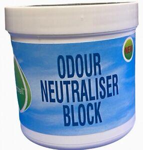 Odour Neutraliser Block,Baby Talcum Aroma,toilets,Cars,190g,Caravan, Hydroponics