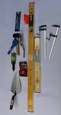"""STABILA- 48""""&24"""" LEVEL + ALL* BEST  BRICKLAYING TOOLS*"""