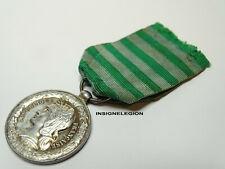 Médaille Commémorative Madagascar 1885-1886 premier expedition / N°70