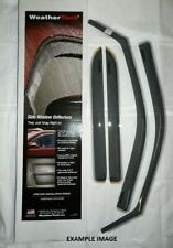 WeatherTech Side Window Deflectors (70109) Ford, Mazda 1991-2003