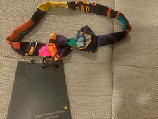 NWT HERMES Bow tie Silk  AUTHENTIC GIFT FRANCE NEW