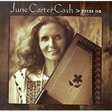 NEW - Press On by June Carter Cash