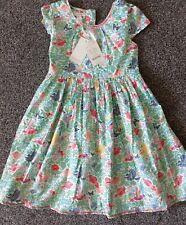 Bnwt Beautiful  Summer Monsoon Dress 9-10 Years Rrp £40.00