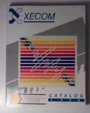 1990 Xecom Catalog Databook - Mac SE/II Internal Modems, Mosart, etc