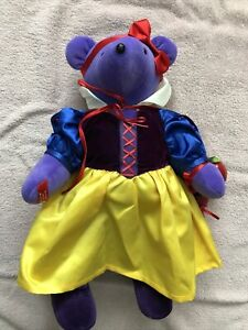 North American Bear Co VIB Snow Bear And The Seven Cubs LE 300 Snow White