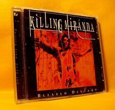 CD Killing Miranda Blessed Deviant 13TR 1999 Industrial, Goth Alternative Rock