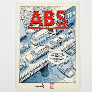 ©1996 Achterbahn Verlag Comic ABS - AUTOS BY SPERZEL dt. Car Cartoon/Tuning/Race