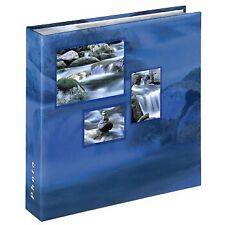 """Hama """"Singo"""" Memo Album, for 200 photos with a size of 10x15 cm, aqua"""