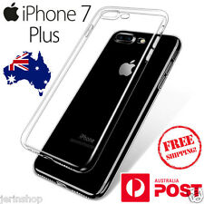 iPhone 7 Plus Transparent Ultra Thin Clear TPU Tough Silicon Gel Cover Case