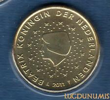 Pays Bas 2011 - 50 centimes d'Euro - 25 000 exemplaires Provenant BU RARE - Neth