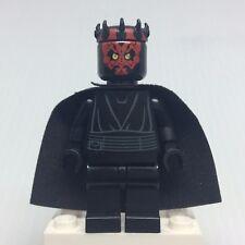LEGO Star Wars Episode 1 Darth Maul sw323 Minifigure w Cape from 7961