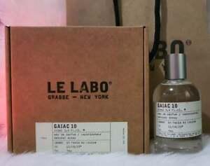 Gaiac 10 Le Labo Eau de Parfum for women and men 100ML US Tester