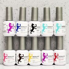 LeChat Nobility Kit Soak Off UV Gel Polish Colors Lot SET OF 10 - 0.5oz SHIP 24H