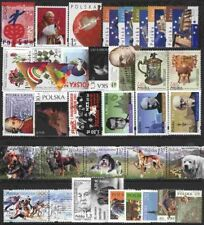 Poland MNH 2006 Complete Year WITH  5 Miniature sheets