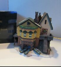 Dept 56 57534 The Grapes Inn Dickens Village Building With Cord Moldy Box D12