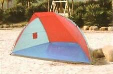 Strandmuschel  Strandzelt Sonnenschutz Windschutz Camping Strand Urlaub