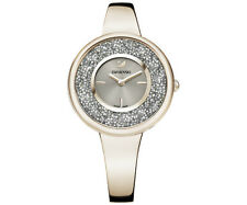Swarovski 5376077 Crystalline Pure Watch,Champagne, Case Size:34mm RRP $599