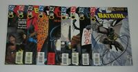 Batgirl 1 2 3 4 5 6 7 8 & 9 2000 DC Comics Lot of 9 Books