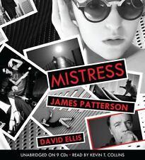 Mistress by James Patterson and David Ellis 2013, CD, Unabridged 9781611130423