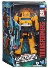 Grapple Hasbro Transformers War for Cybertron: Earthrise Deluxe Voyager