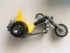 Vintage Mattel Hot Wheels Rumbler Roaring Motorcycle Squealer