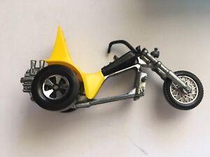 Vintage Mattel Hot Wheels Rumbler Roaring Motorcycle Squealer