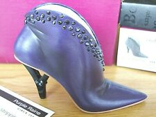 Just The Right Shoe - Purple Raine (see my other items for 90+ shoes)