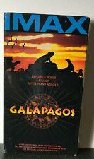 NEW VHS tape! - Galapagos IMAX  2002