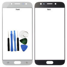 Per Samsung Galaxy J7 J7 Pro 2017 Front Outer Glass Screen Lens White J730 Tools