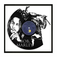 Bob Marley Vinyl Wall Art Music Bands and Musicians Themed Unique Gift Frame