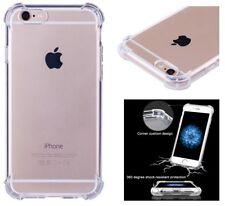 Housses et coques anti-chocs transparents iPhone 6 Plus en silicone, caoutchouc, gel pour téléphone mobile et assistant personnel (PDA)