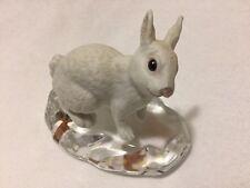 "Franklin Mint snow babies friends collectible ""Arctic Hare "" mint condition"