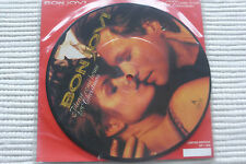 "Bon Jovi Please Come Home for Christmas 1994 UK 7"""" Picture Disc Jovp16"