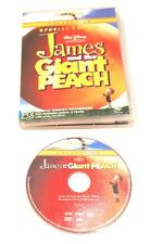 JAMES AND THE GIANT PEACH WALT DISNEY special edition - DVD