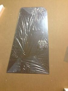 JD John Deere EX110-5 120 160lc 200 Excavator Cab Upper Door Rear Glass AT183084