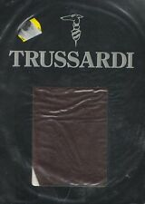 Collant  Trussardi tg1 xs 15 denari colore marrone un po' brillante