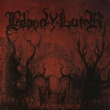 BLOODY LAIR-TOTAL MAYHEM-CD-black-maniac butcher