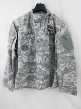 #ACU22 US ACU Coat Combat Tarn Jacke Feldjacke MEDIUM REGULAR Digital US