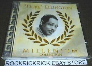 DUKE ELLINGTON - MILLENIUM COLLECTION -2 CD SET 40 TRACKS- (204034-304)